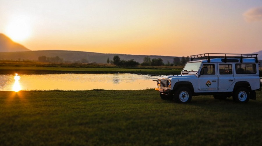 FOTO JEEP SAFARI - Dalmatia explorer