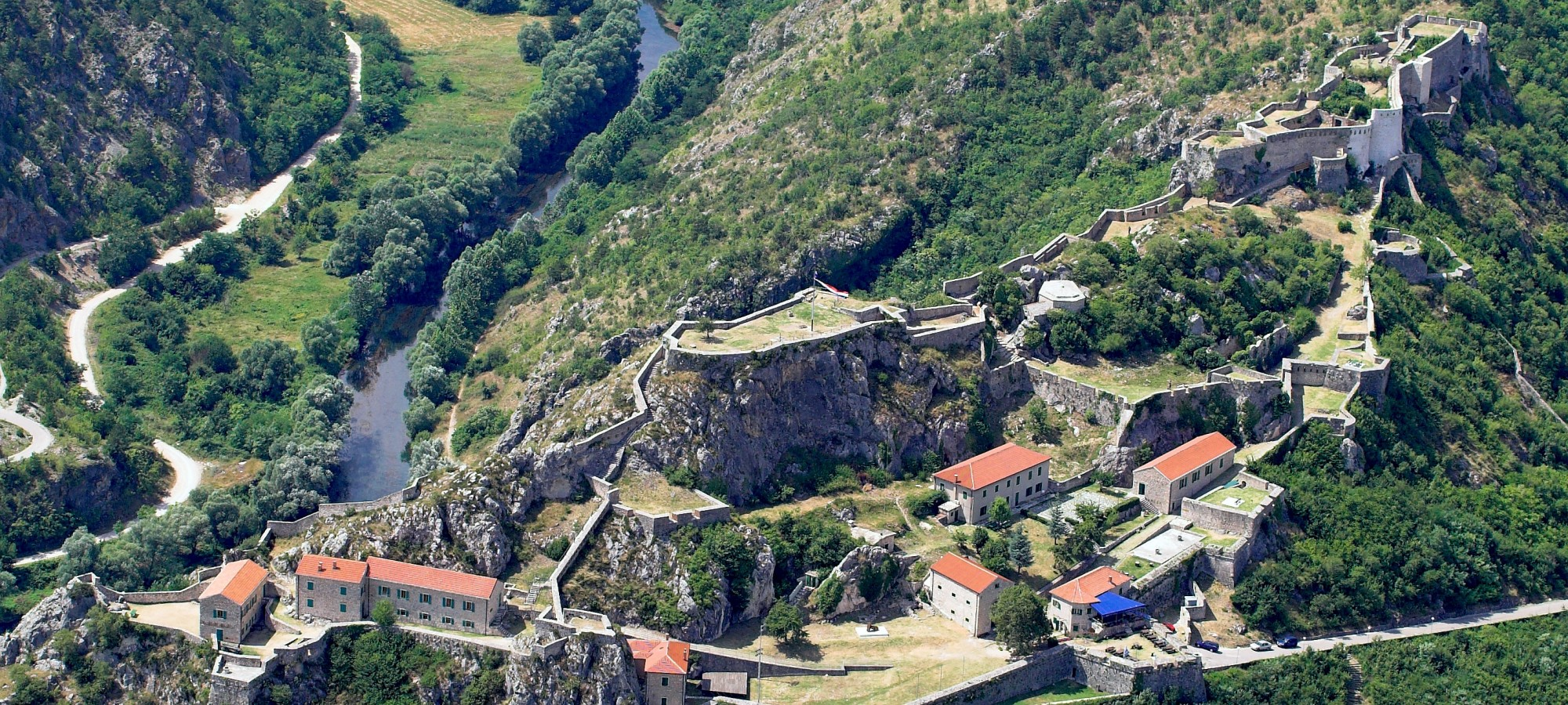Knin Fortress, Source: TZ Knin