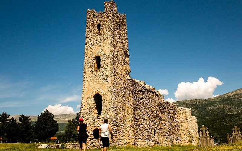 Ethno Dalmatia - etno portal - Regija Vrlička krajina